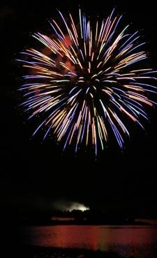 A Cedar Key Fourth of July